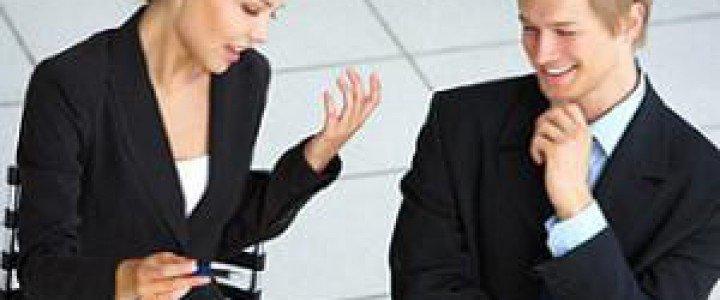 Curso gratis Habilidades de coaching - Curso acreditado por la Universidad Rey Juan Carlos de Madrid - online para trabajadores y empresas