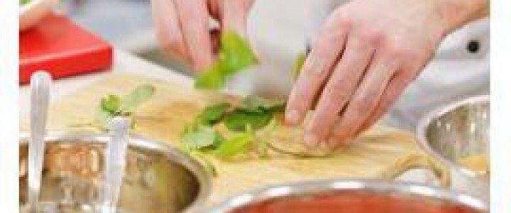 Curso gratis HOTR0108 Operaciones Básicas de Cocina online para trabajadores y empresas