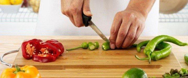 Curso gratis HOTR0408 Cocina online para trabajadores y empresas