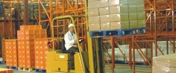 Curso gratis INAQ0108 Operaciones Auxiliares de Mantenimiento y Transporte Interno en la Industria Alimentaria online para trabajadores y empresas