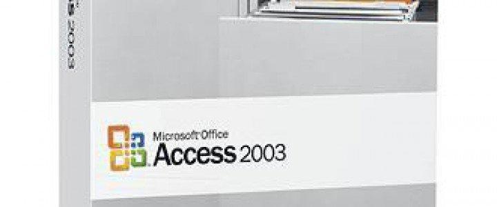 Curso gratis Access 2003 online para trabajadores y empresas