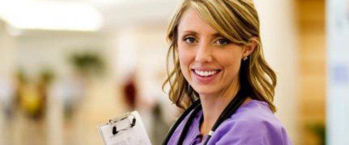 Curso gratis Inglés Nursing online para trabajadores y empresas