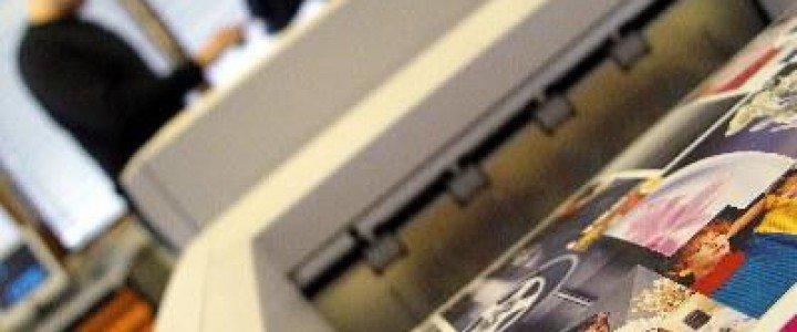 Curso gratis La calidad en los procesos gráficos. ARGI0109 - Impresión en offset online para trabajadores y empresas