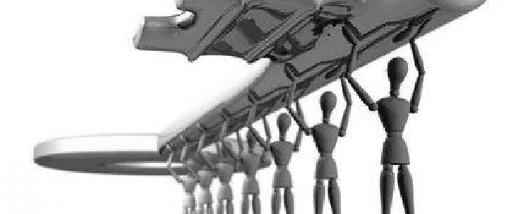 Curso gratis La RSC en la Empresa. La Inserción Laboral de Discapacitados a través del Teletrabajo online para trabajadores y empresas