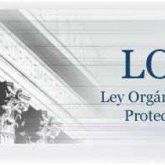 Ley Orgánica de Protección de Datos