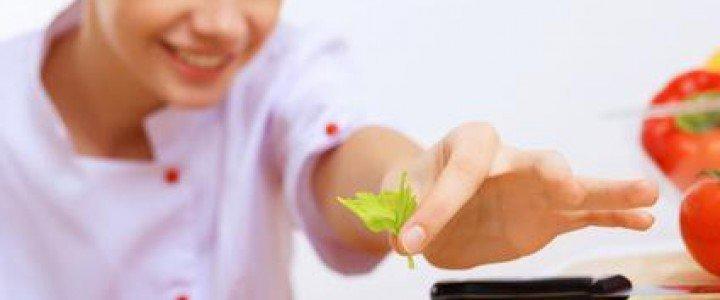 Curso gratis Manipulador de alimentos - Curso acreditado por la Universidad Rey Juan Carlos de Madrid - online para trabajadores y empresas