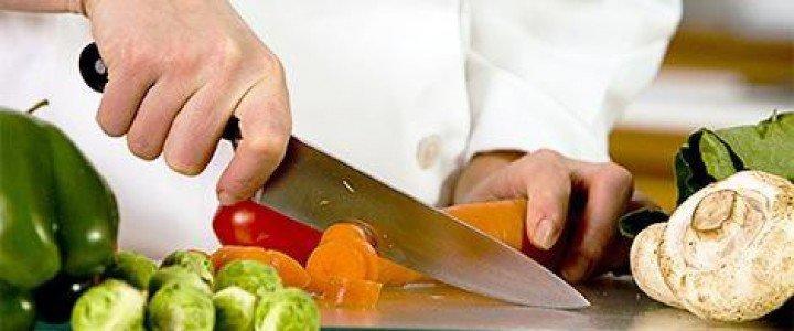 Curso gratis Manipulador de Alimentos. Bares y Restaurantes online para trabajadores y empresas