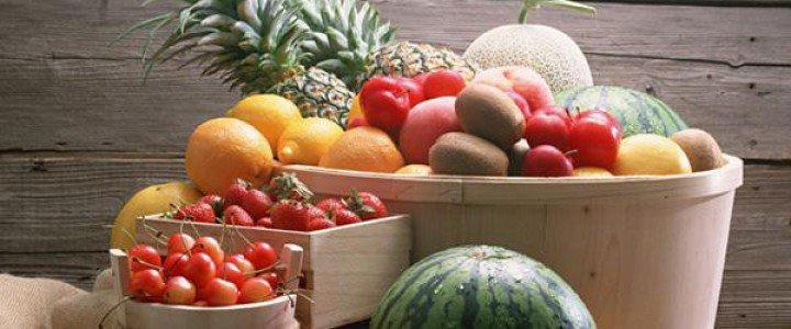 Curso gratis Manipulador de Alimentos. Sector Hortofrutícola online para trabajadores y empresas