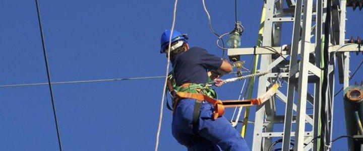 Curso gratis Mantenimiento de centros de transformación. ELEE0209 - Montaje y mantenimiento de redes eléctricas de alta tensión de 2ª y 3ª categoría y centros de transformación online para trabajadores y empresas