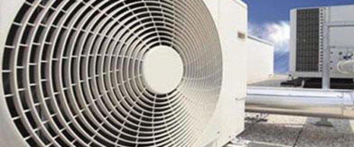 Curso gratis Mantenimiento preventivo de instalaciones de climatización y ventilación-extracción. IMAR0208 - Montaje y mantenimiento de instalaciones en climatización y ventilación-extracción online para trabajadores y empresas