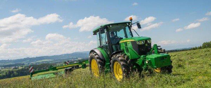 Mantenimiento, preparación y manejo de tractores. AGAC0108 - Cultivos herbáceos