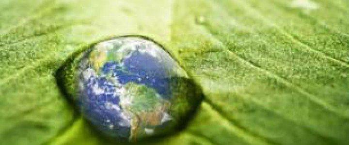 Curso gratis Máster en Medio Ambiente y Gestión Sostenible online para trabajadores y empresas