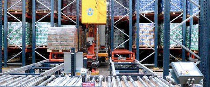 Curso gratis Máster Europeo en Dirección Logística para Empresas de Distribución Alimentaria online para trabajadores y empresas