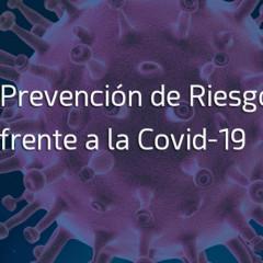 Prevención de Riesgos con módulo de COVID19