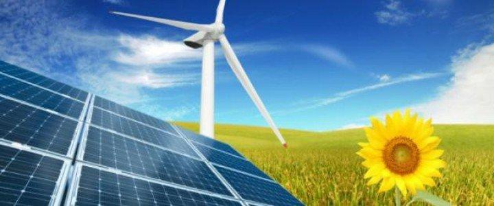 Curso gratis Máster Gestión de Energías Renovables online para trabajadores y empresas