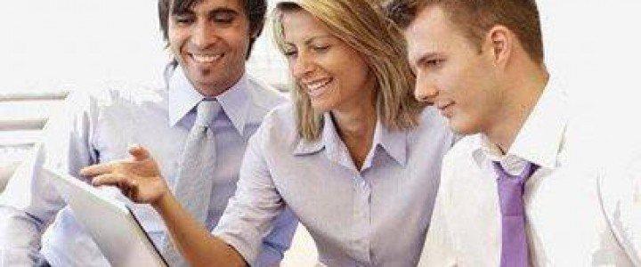 Curso gratis Máster MBA. Especialidad en Gestión de Proyectos online para trabajadores y empresas