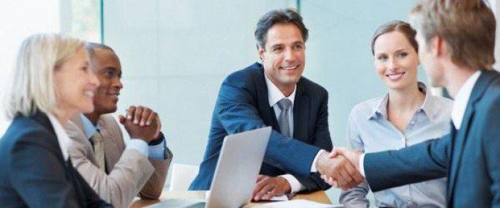 Curso gratis Máster MBA. Especialidad en Gestión de Recursos Humanos online para trabajadores y empresas