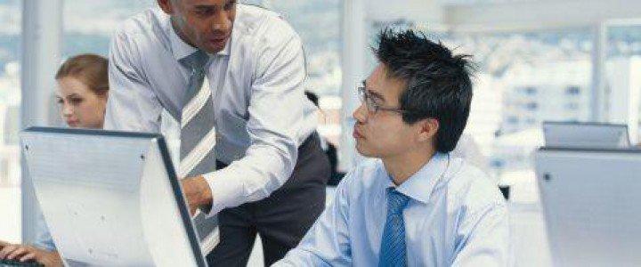 Curso gratis MBA. Máster en Dirección y Administración de Empresas online para trabajadores y empresas