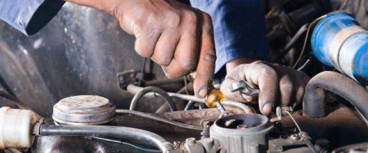 Curso gratis Mecanizado básico. TMVG0109 - Operaciones auxiliares de mantenimiento en electromecánica de vehículos online para trabajadores y empresas