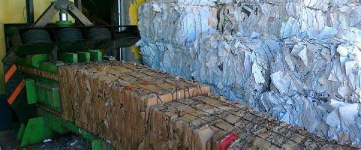 Curso gratis MF0077_2 Gestión de Residuos Industriales online para trabajadores y empresas