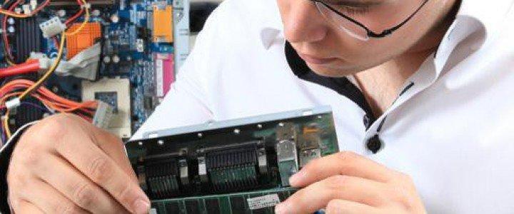 Curso gratis MF0484_3 Administración Hardware de un Sistema Informático online para trabajadores y empresas