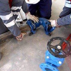 MF0606_2 Replanteo de Redes de Distribución de Agua y Saneamiento