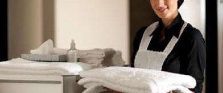 Curso gratis MF0707_1 Lavado de Ropa en Alojamientos online para trabajadores y empresas