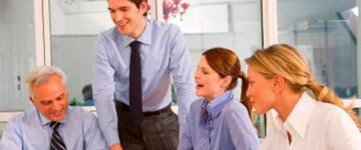 Curso gratis MF0977_2 Lengua Extranjera Profesional para la Gestión Administrativa en la Relación con el Cliente (en Inglés) online para trabajadores y empresas