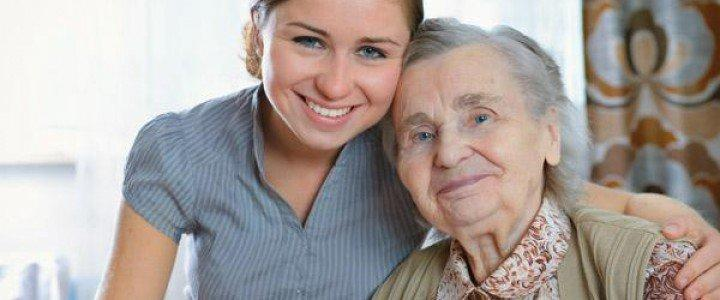 Curso gratis Atención Sociosanitaria a Personas Dependientes con Alzheimer online para trabajadores y empresas