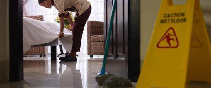 Curso gratis MF0996_1 Limpieza del Mobiliario Interior online para trabajadores y empresas