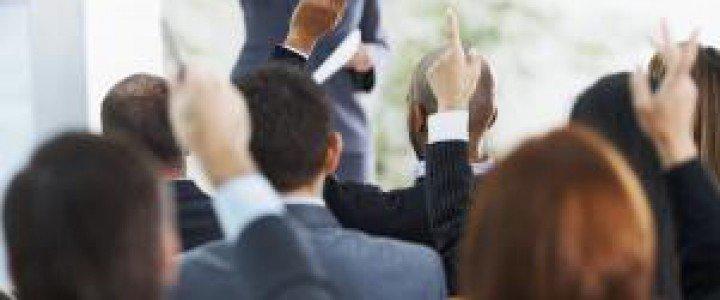Curso gratis MF1025_3 Gestión de Conflictos entre Agentes Comunitarios online para trabajadores y empresas