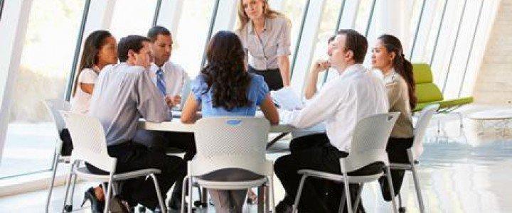 Curso gratis MF1039_3 Prevención de Conflictos online para trabajadores y empresas