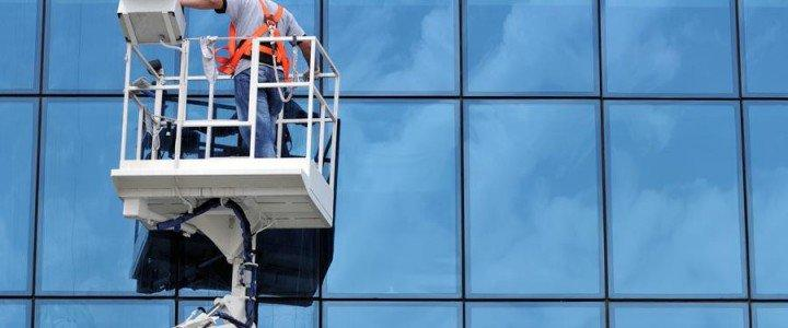 Curso gratis MF1087_1 Limpieza de Cristales en Edificios y Locales online para trabajadores y empresas
