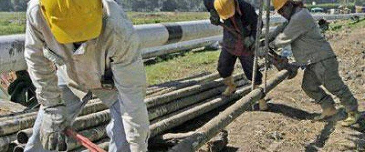 Curso gratis MF1202_3 Planificación de Redes de Gas online para trabajadores y empresas