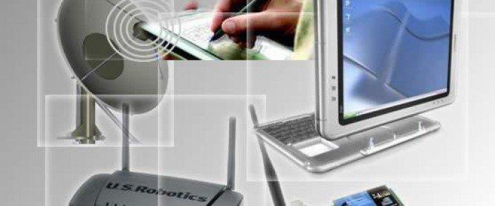 Curso gratis MF1210_2 Puesta en Servicio y Mantenimiento de Redes Inalámbricas de Área Local y Metropolitanas online para trabajadores y empresas