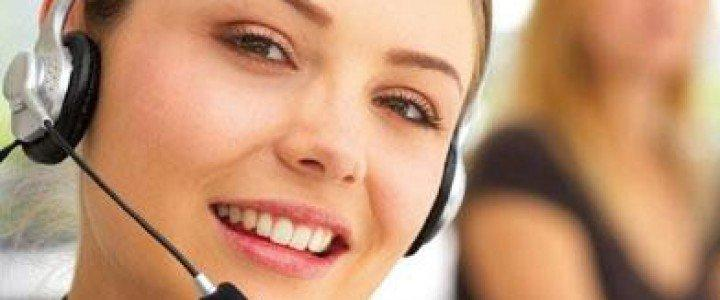 Curso gratis MF1329_1 Atención Básica al Cliente online para trabajadores y empresas