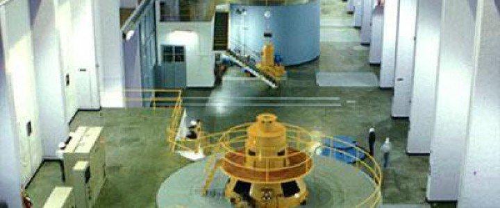 Curso gratis MF1527_3 Control en Planta de la Operación y el Mantenimiento de Centrales Hidroeléctricas online para trabajadores y empresas