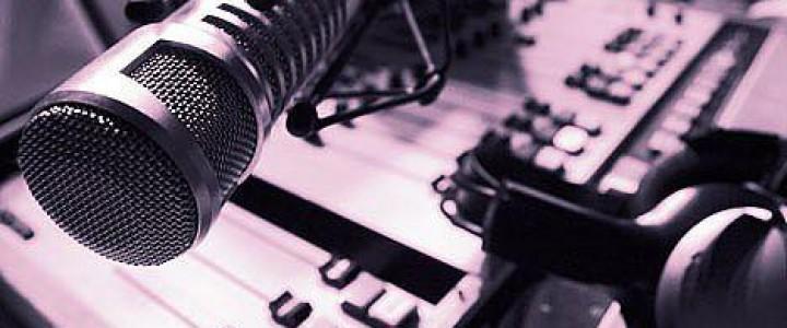 Curso gratis MF1581_3 Gestión y Supervisión del Mantenimiento de Sistemas de Transmisión para Radio y Televisión en Instalaciones Fijas y Unidades Móviles online para trabajadores y empresas