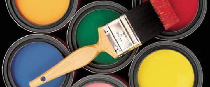 Curso gratis MF1935_2 Organización de Trabajos de Pintura en Construcción online para trabajadores y empresas