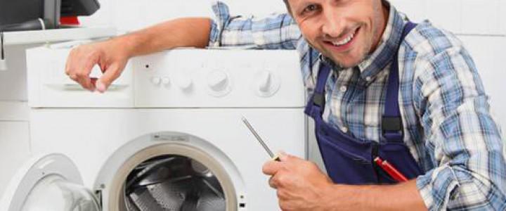Curso gratis MF1975_2 Mantenimiento de Electrodomésticos de Gama Blanca online para trabajadores y empresas