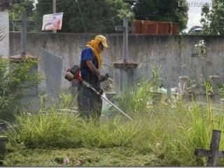 MF2007_1 Limpieza de Cementerios