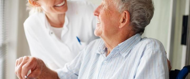 Curso gratis Auxiliar de Enfermería en Geriatría online para trabajadores y empresas