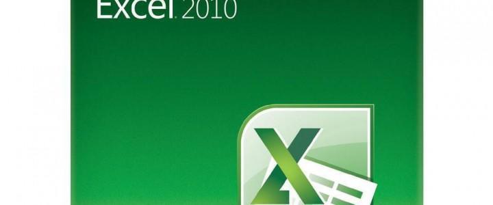 Curso gratis Microsoft Excel 2010 online para trabajadores y empresas