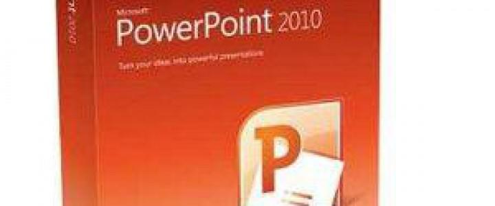 Curso gratis Microsoft PowerPoint 2010 online para trabajadores y empresas
