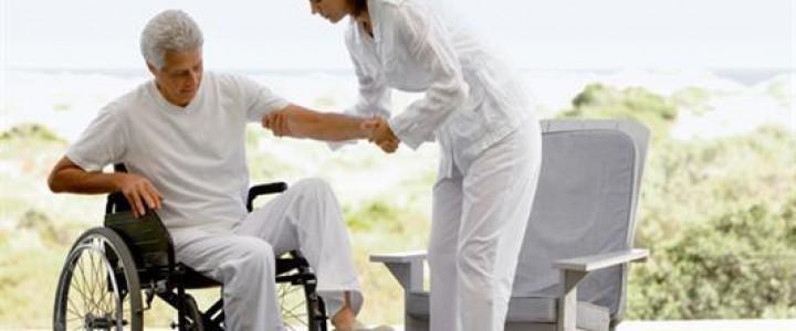 Curso gratis Auxiliar de geriatría online para trabajadores y empresas
