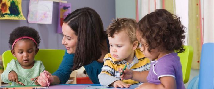 Curso gratis Auxiliar de Jardín de Infancia online para trabajadores y empresas