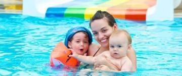 Monitor de Natación Infantil