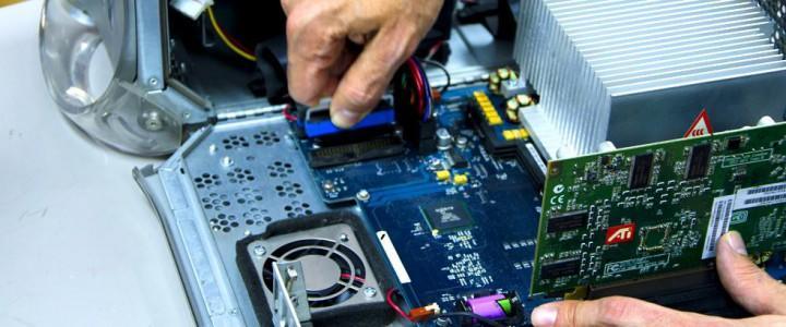 Montaje de componentes y periféricos microinformáticos. IFCT0108 - Operaciones auxiliares de montaje y mantenimiento de sistemas microinformáticos