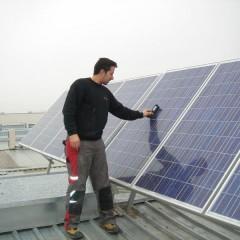 Montaje mecánico en instalaciones solares fotovoltaicas. ENAE0108 - Montaje y Mantenimiento de Instalaciones Solares Fotovoltaicas