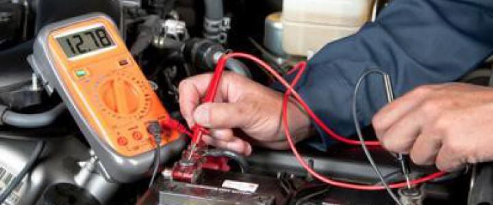 Curso gratis Perito Judicial en Electricidad del Automóvil online para trabajadores y empresas